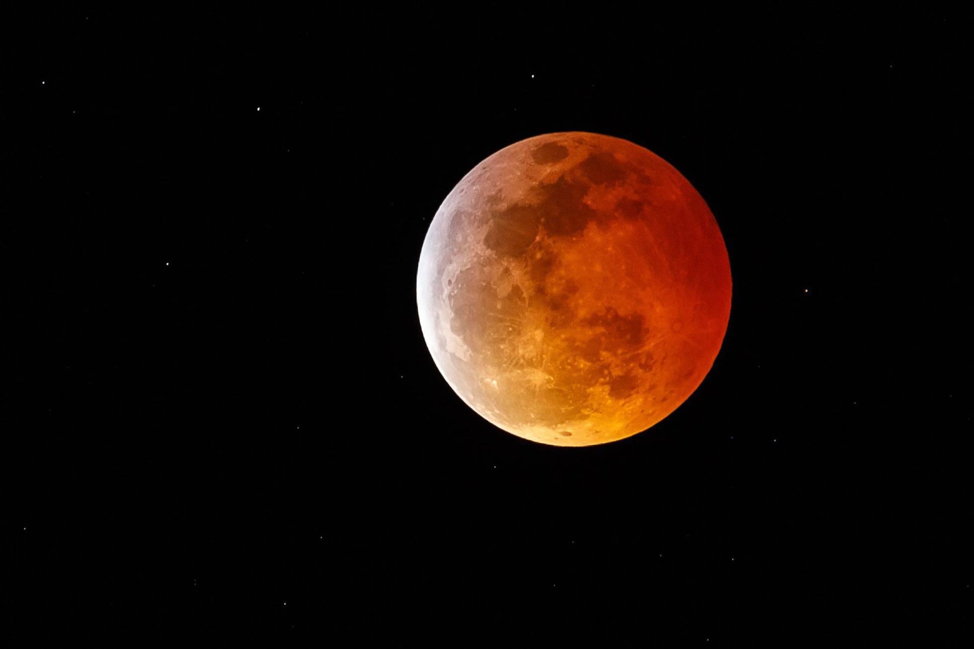 blood moon tonight in arkansas - photo #9
